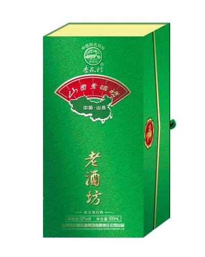 白酒精裱盒21