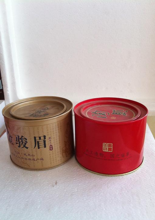 茶叶铁盒1