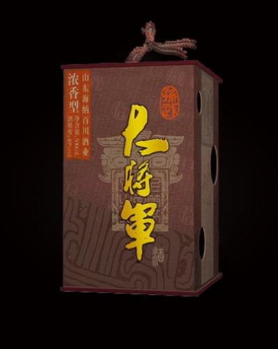 白酒精裱木盒2