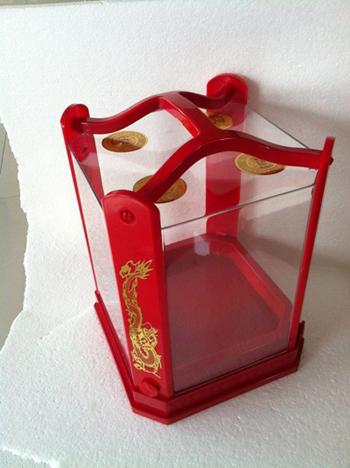 亚克力白酒盒1