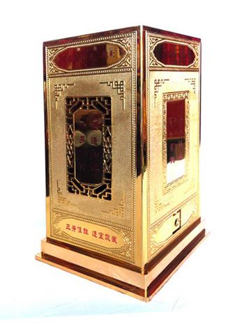 亚克力白酒透明盒12