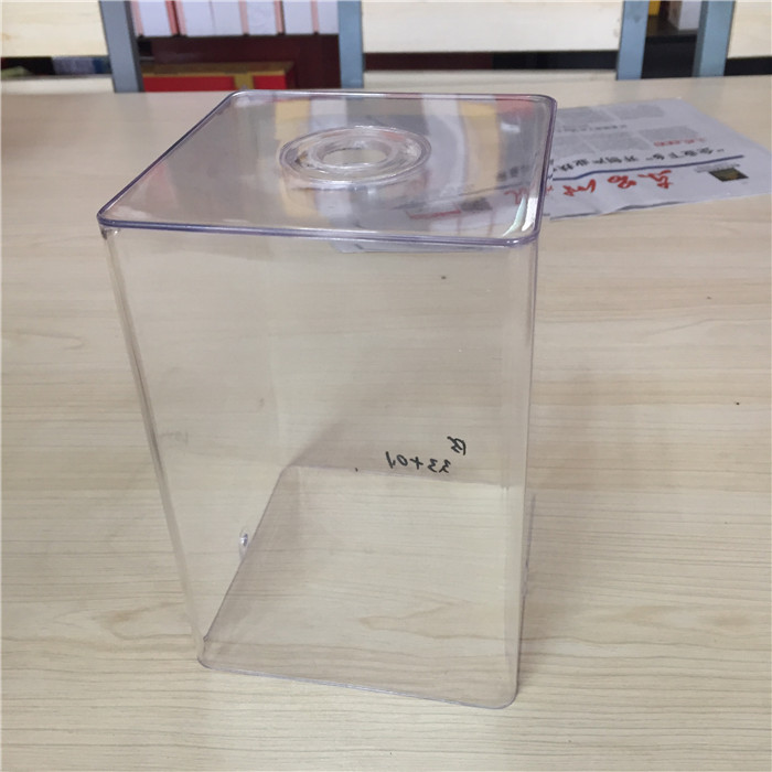 铁盒亚克力透明罩