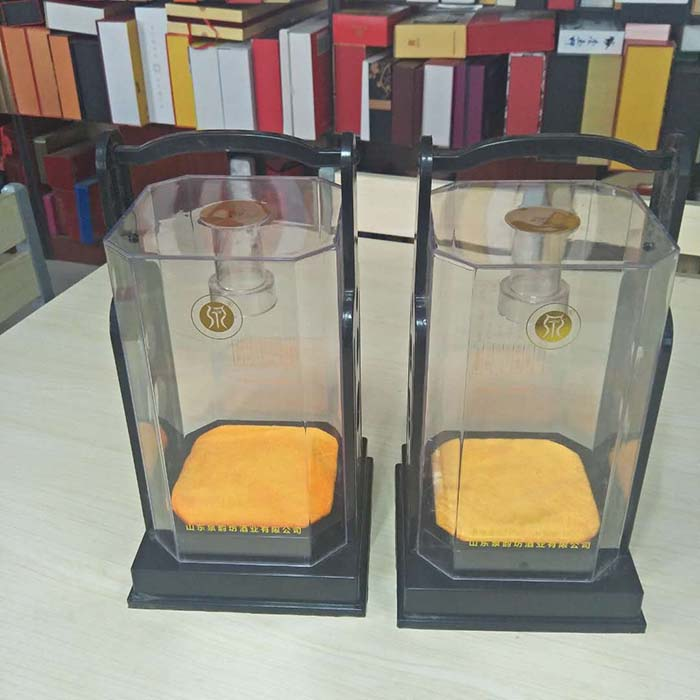 三斤坛装透明盒